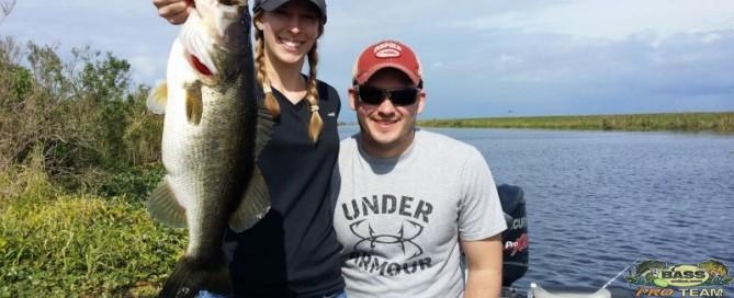 Stick Marsh Bass fishing Guide Capt Jason Young