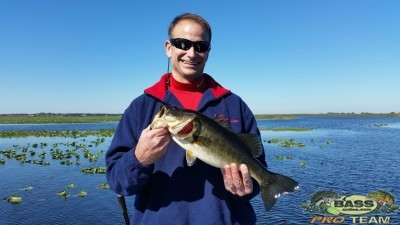 Lake Kissimmee Bass Fishing Guide Capt Kip