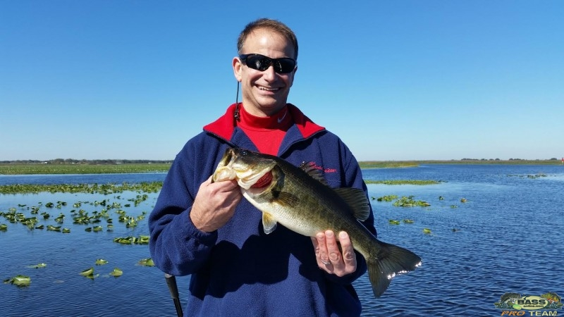 Largemouth bass fishing reports from all around florida for Lake kissimmee fishing report