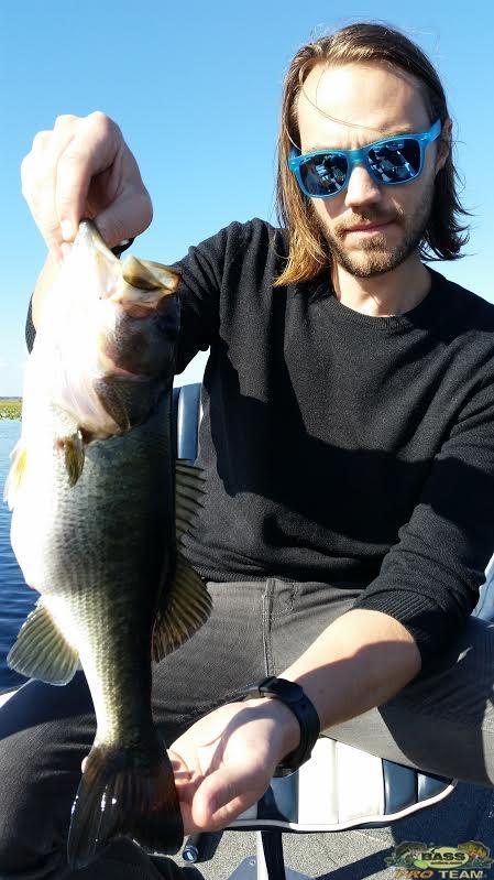 Lake Toho Bass Fishing Capt Kip Grunloh