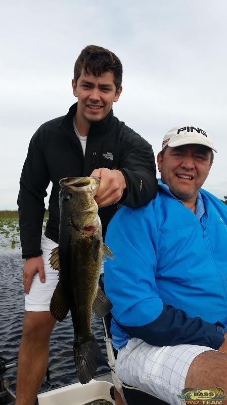 Lake Toho Central Florida fishing report