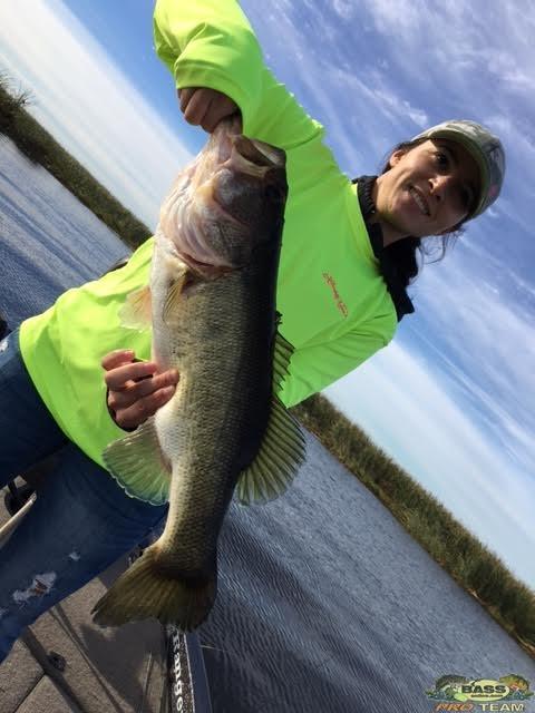 Lake Okeechobee Fishing Guide Capt Mark Rose