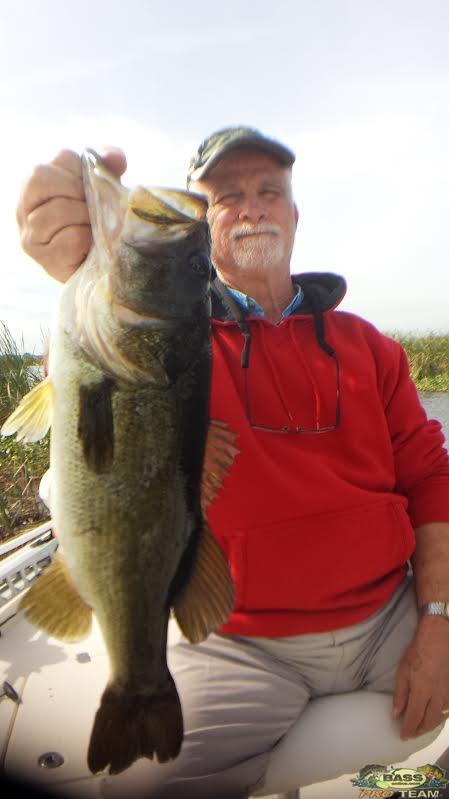 South Florida Lake Okeechobee fishing Guide Capt Mark