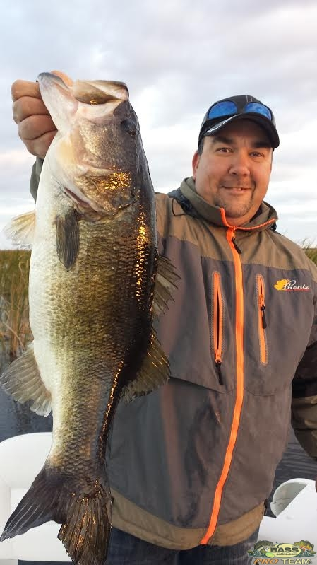 South Florida Bass Fishing Guide Capt Mark Shepard