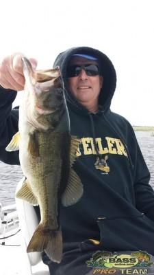 Bass fishing Lake Okeechobee Charters