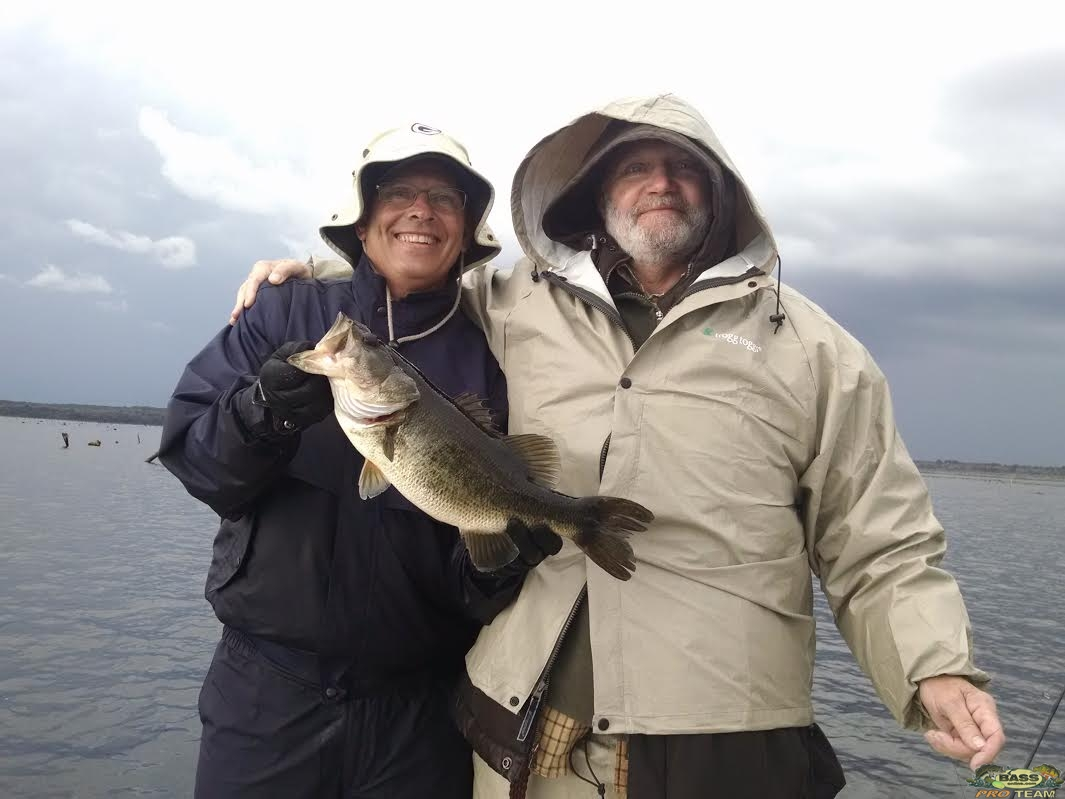 Central florida bass fishing guide capt steve niemoeller for Fishing in orlando florida