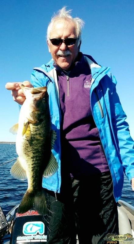 Rodman Reservoir Bass Fishing Guide Capt Tony Summers