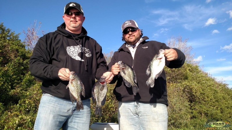 Lake Okeechobee Crappie Fishing Guide Capt Brian Brown
