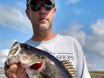 Okeechobee Largemouth Bass Fishing Capt Brian