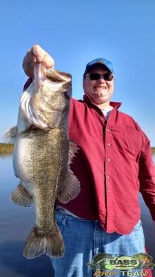 Bass Fishing Lake Okeechobee Guide Capt Brian Brown