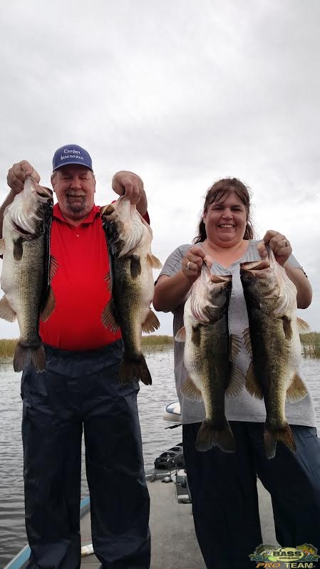 Lake Okeechobee Fishing Capt Brian Brown
