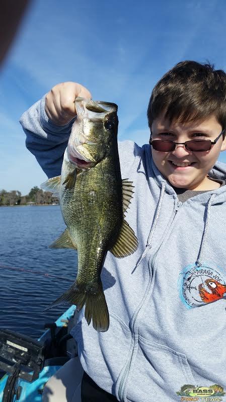 Butler Chain of Lakes Fishing Guide Capt John Leech