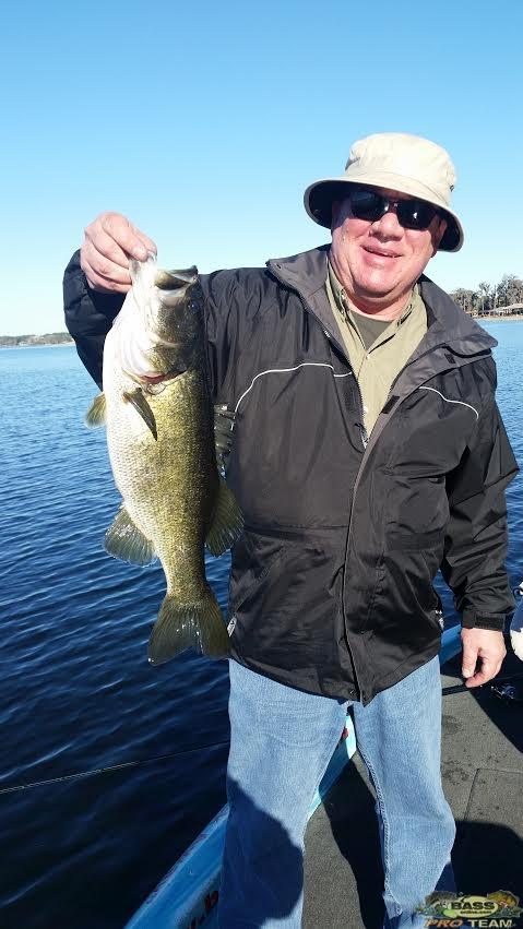 Lake Toho Bass Guide Capt John Leech