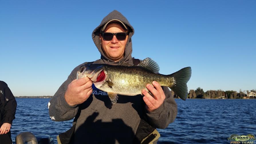 Lake Toho Fishing Guide Capt John Leech
