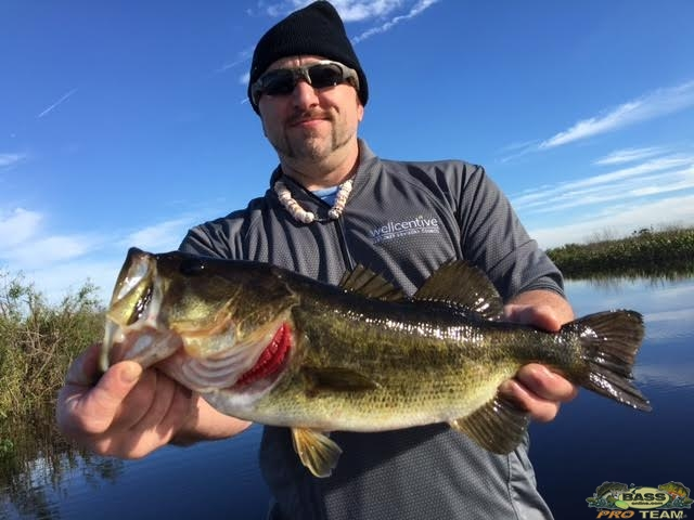 Lake Okeechobee Bass Fishing Capt Mark Rose