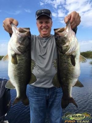 Lake Okeechobee Bass Guide Capt Mark Rose