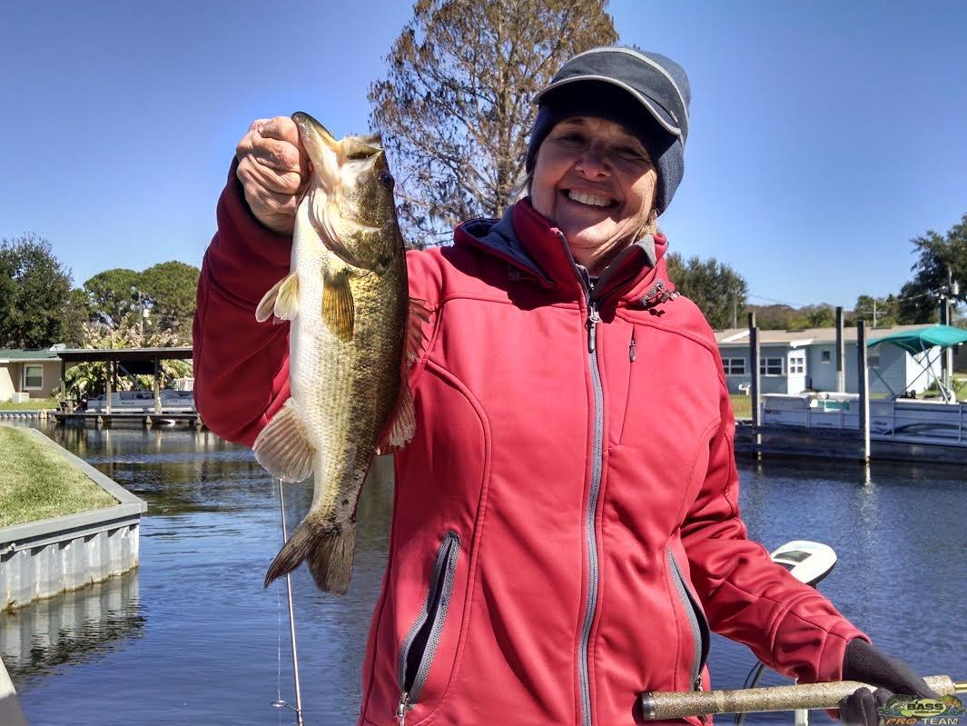 Harris Chain Bass Fishing Guide Capt Steve Niemoeller