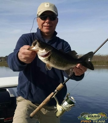 Bass Fishing Lake Toho Guide Captain Steve