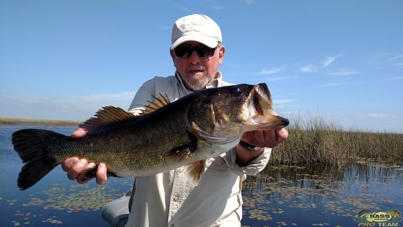 Florida fishing guide capt brian brown bass fishing experts for Florida one day fishing license