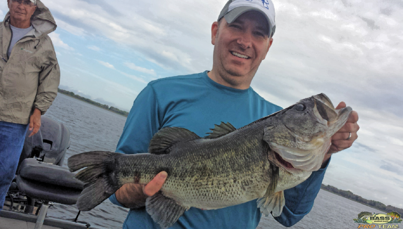 Florida Bass Fishing Guide Capt Tony Summers