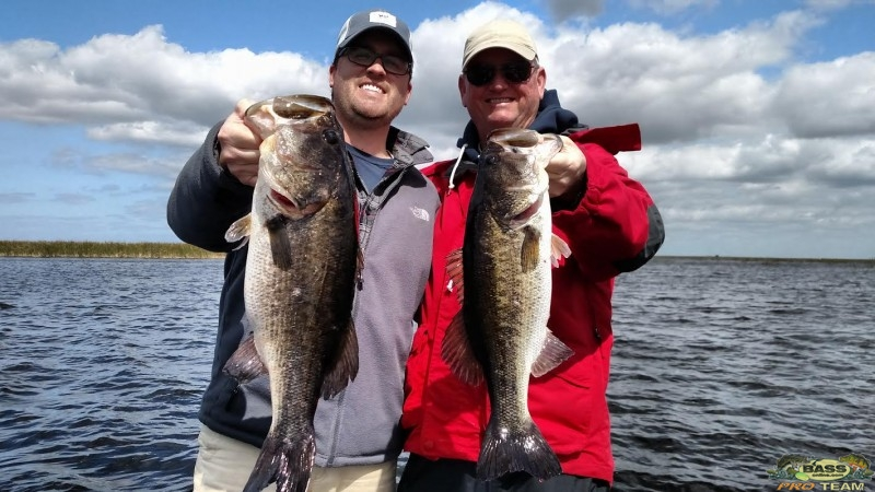 Belle Glade Florida Bass Fishing Guide Capt Brian Brown