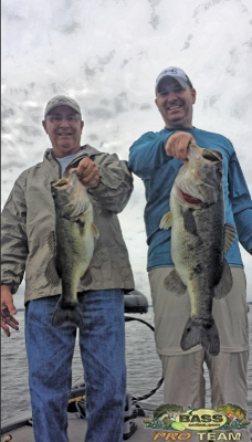 Florida Bass Fishing Guide Capt Tony Summers