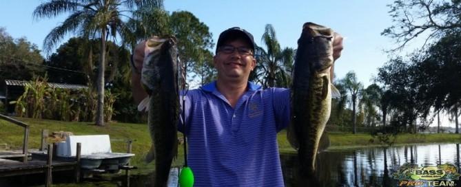 Central Florida Bass Fishing Guide Capt Kip Grunloh
