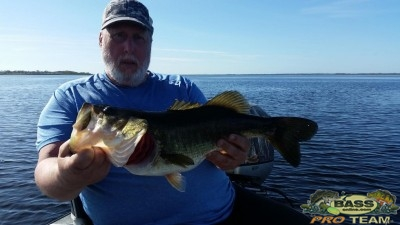 Monster Bass Fishing Guide Capt Kip Grunloh