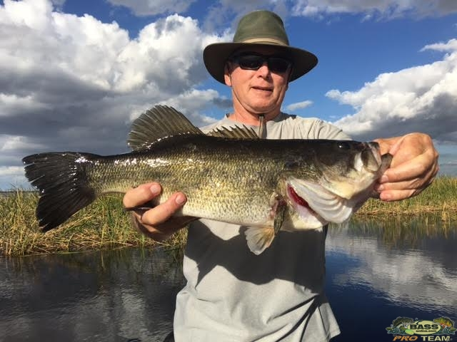 Clewiston Bass Fishing Capt Mark Rose