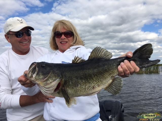 Florida Bass Fishing Capt Mark Rose