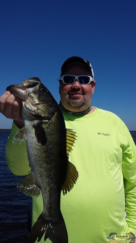 Lake Okeechobee Fishing Guide Mark Shepard