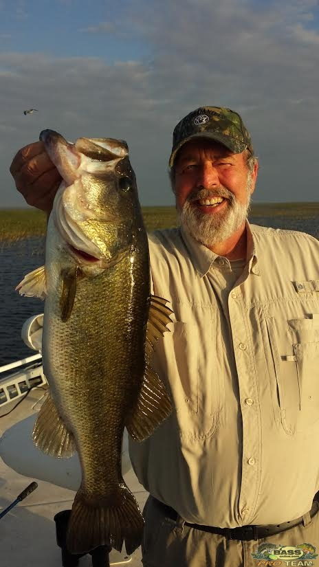 lake okeechobee full of life and full of fish