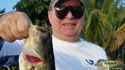 Lake Osbourne Fishing Capt Mike Groshon