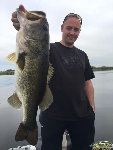 Lake Okeechobee Shallow Water Monster