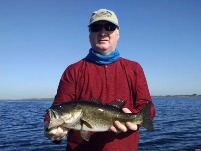 St Johns River was Dragging Shiners, mainly Trolling the Shiners