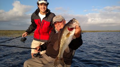 4 hours with Victor and his grandson Brad on Lake Okeechobee 1