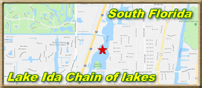 Lake Ida Chain of Lakes
