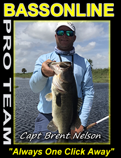 Central Florida Fishing Guides - Capt Brent Nelson