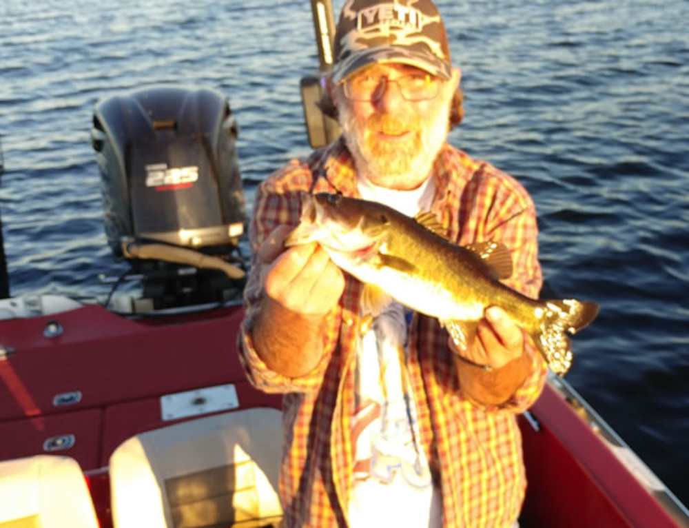 Kissimmee Bass Fishing Adventure with Central Florida Bass Guide