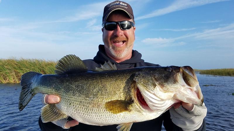 FLW Tour Fishing Partner