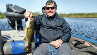 Trophy Okeechobee Bass Charter 2