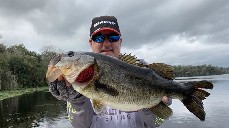 Wonderful Rodman Reservoir Fishing 2