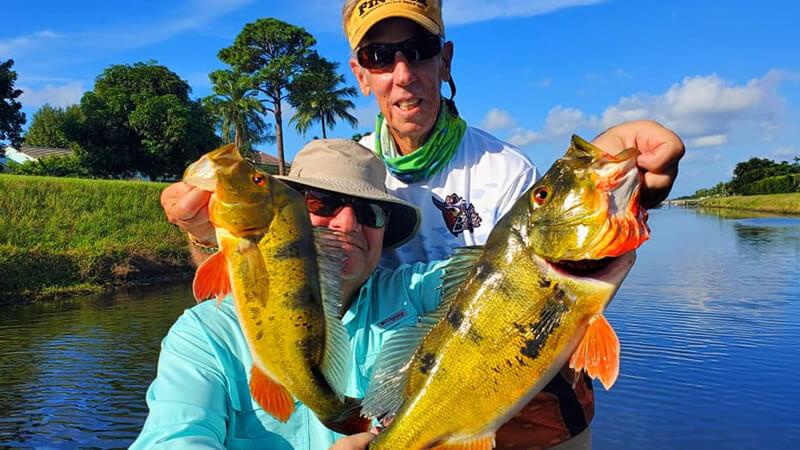 Delray Freshwater Fishing Trip