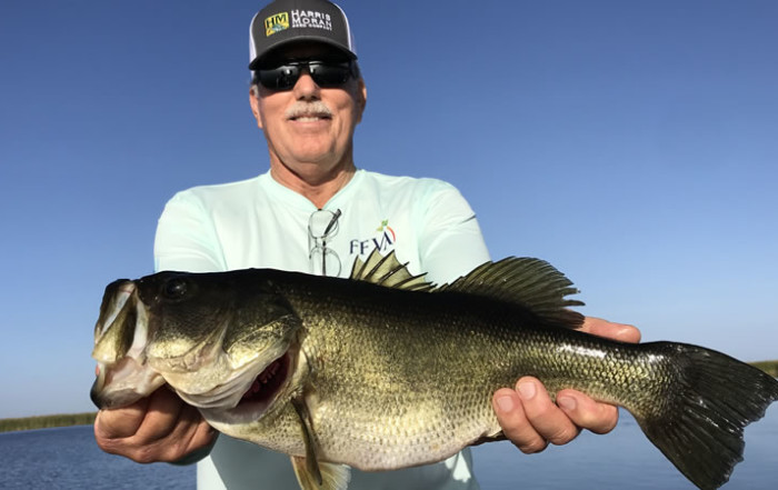 Current February Okeechobee Report