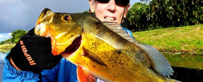 February Lake Ida Fishing 1
