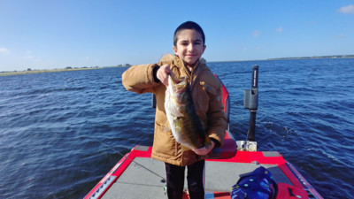 February Lake Toho Fishing 3