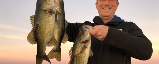 February Lake Toho Fishing Report