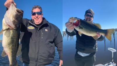 February Rodman Reservoir Fishing 4