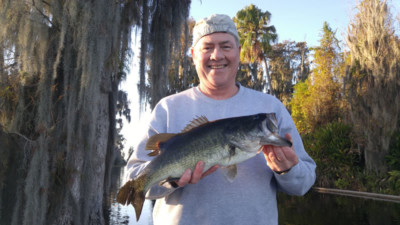 February Winter Haven Fishing 2
