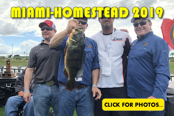 2019 Miami Homestead Fishing Pictures